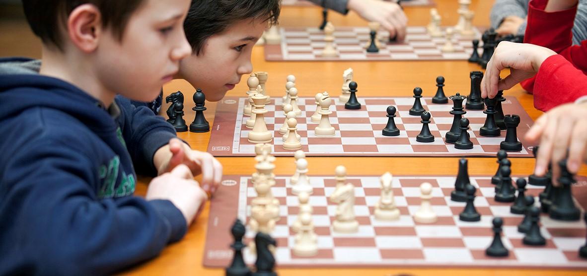 Majstrovstvá okresu v šachu ZŠ a SŠ