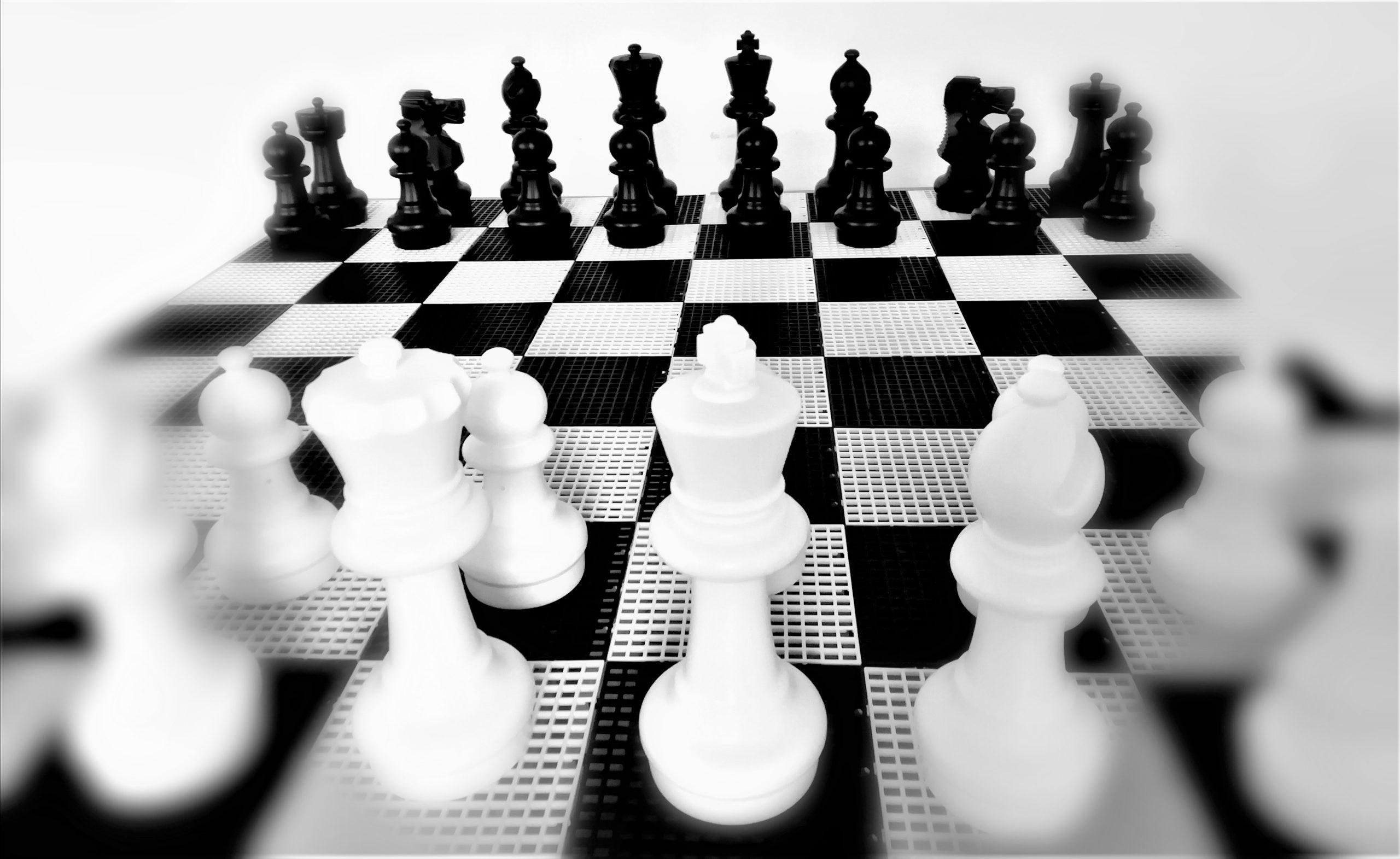 ONLINE tréningy v šachu