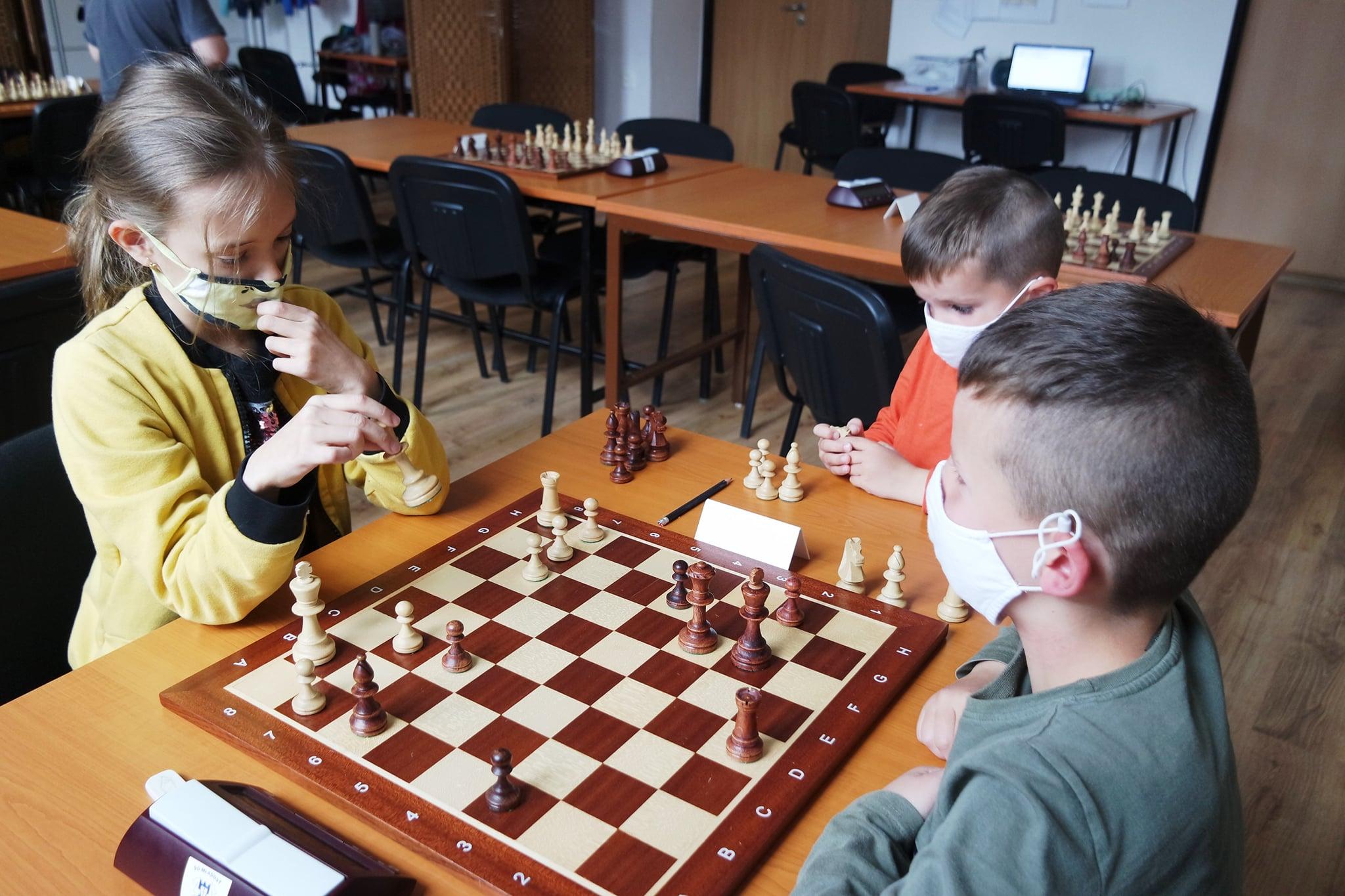 Šach v CVČ