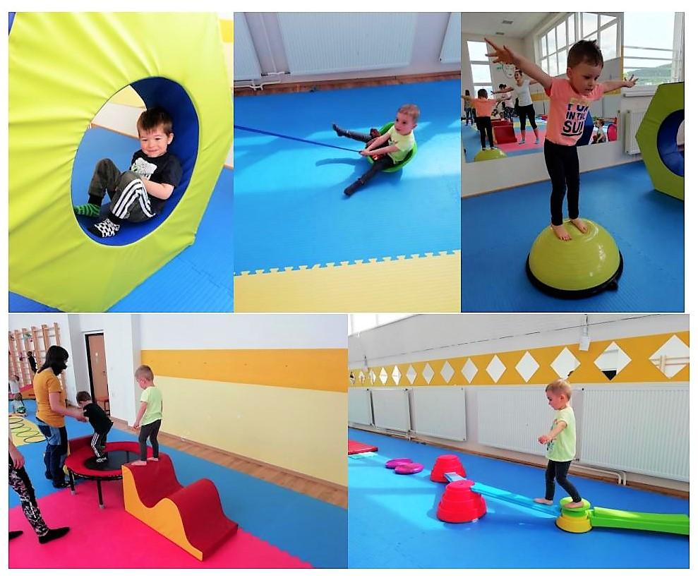 JUDO-Cvičenie rodičov s deťmi