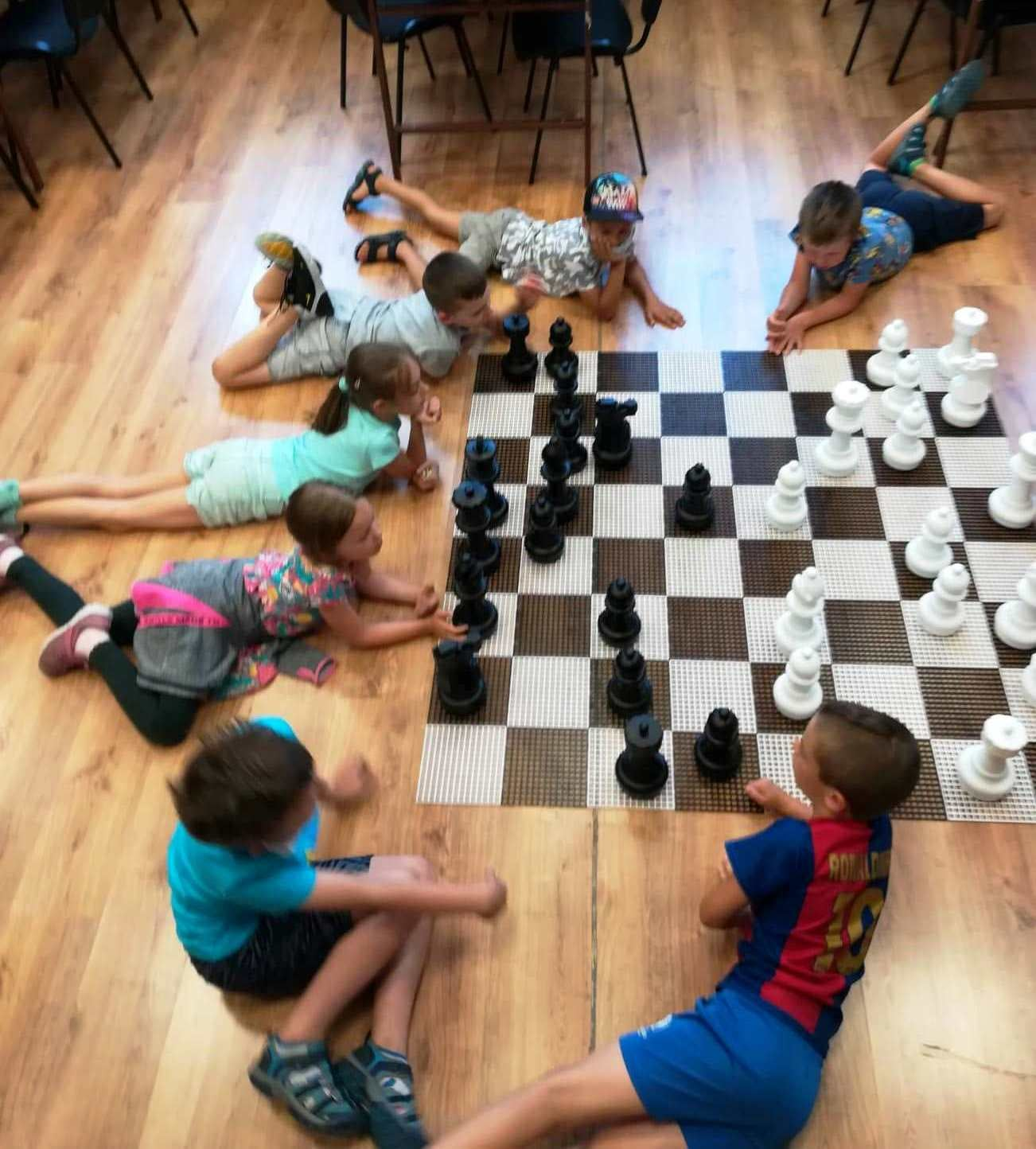 Šachové variácie I.