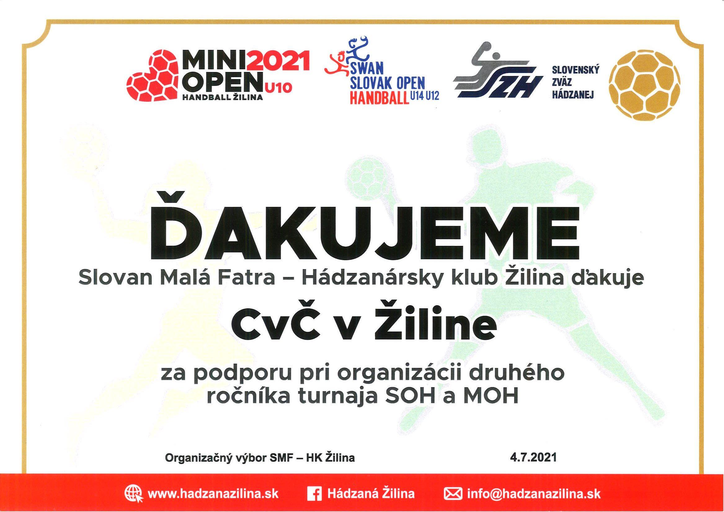 SMF- HK Žilina